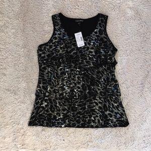 Fashion Bug Black Tank Top